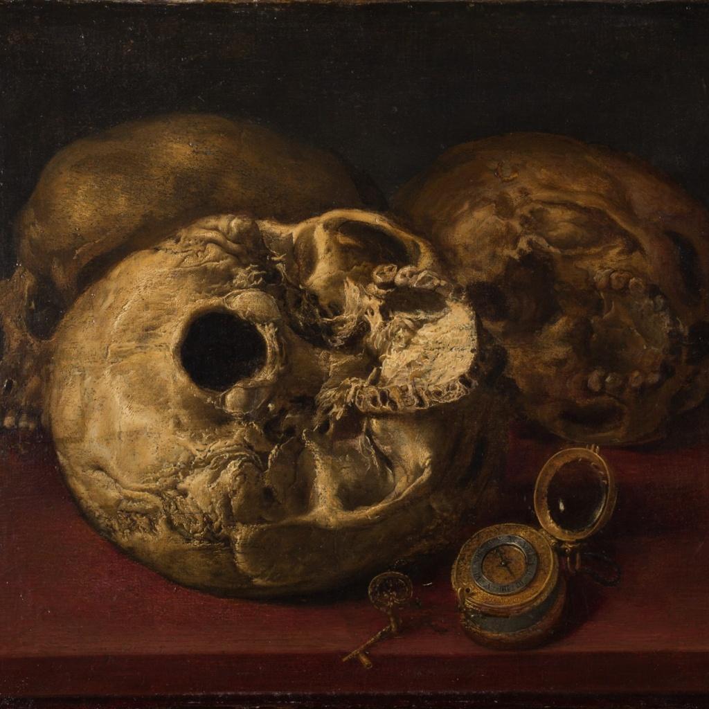 Antonio_de_Pereda_y_Salgado_Vanitas vers 1660