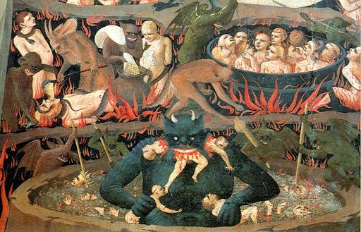Fra angelico - Jugement dernier, 1431