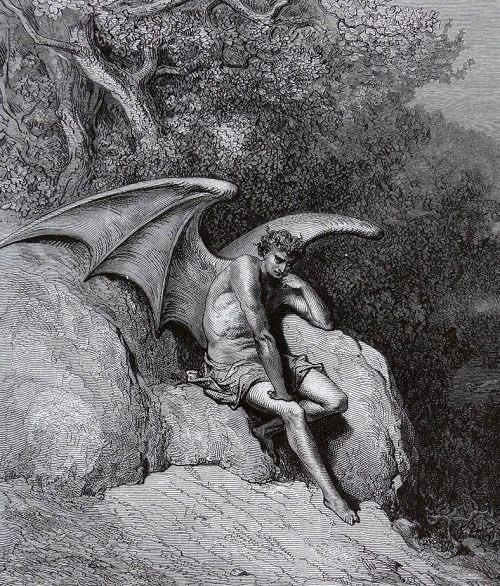 Le Paradis Perdu par Gustave Doré