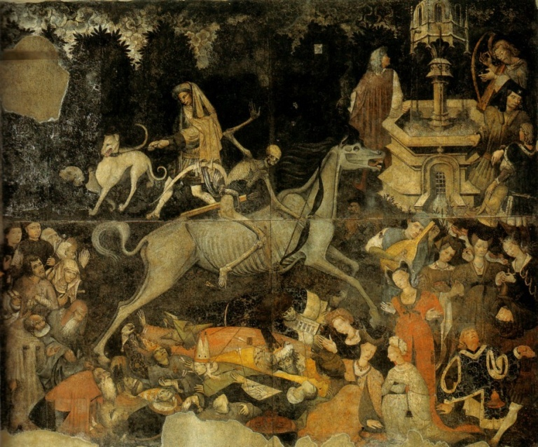 Le Triomphe de la Mort de Palerme